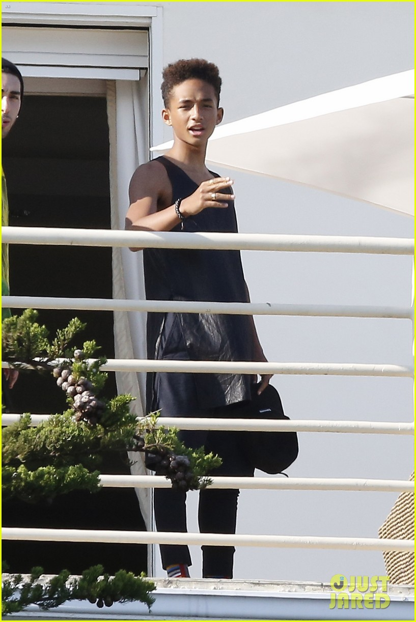 jaden smith celebrates 4th of july with kardashian family 272904237
