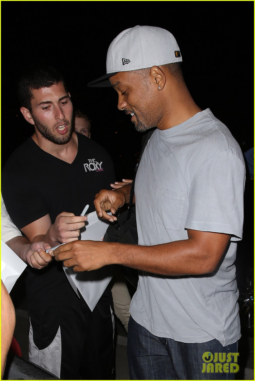will smith from lax to jfk 062907181