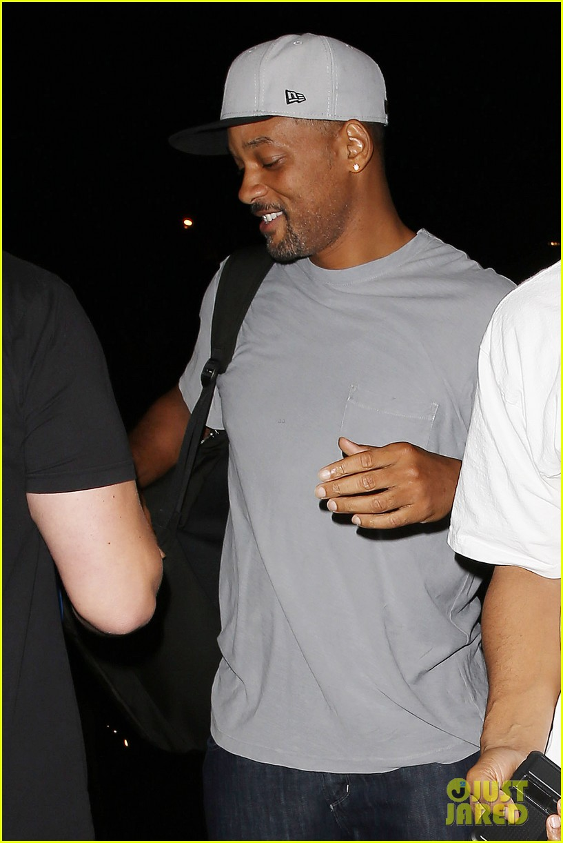 will smith from lax to jfk 072907182