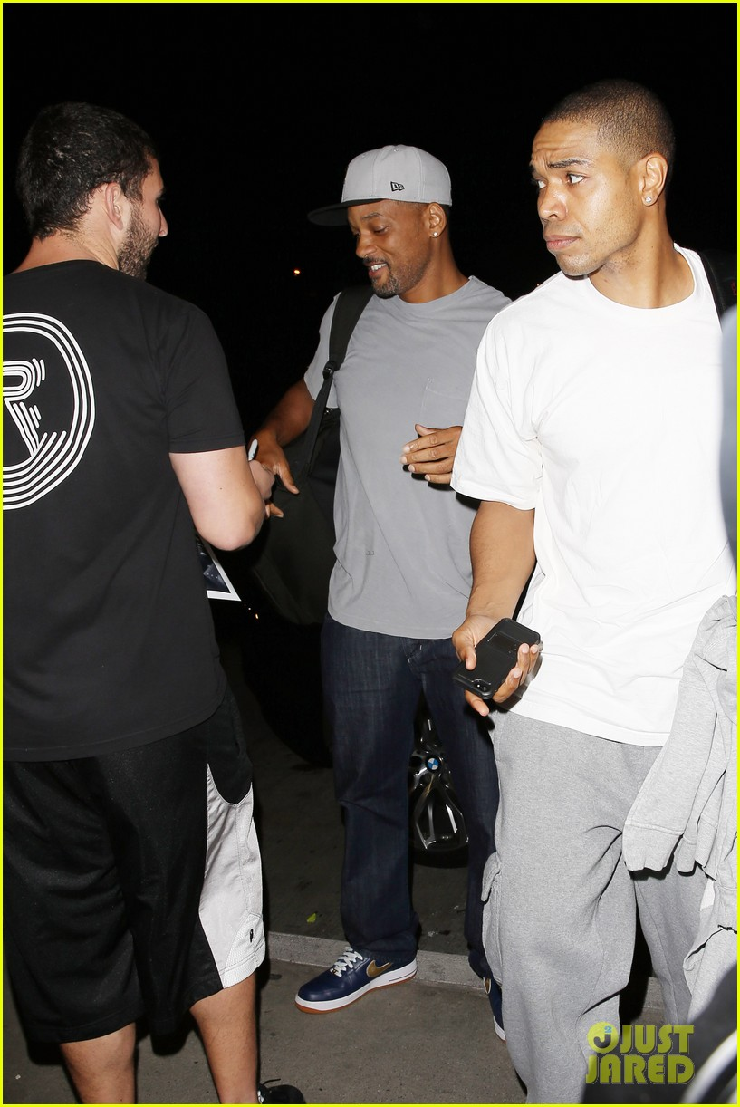 will smith from lax to jfk 082907183
