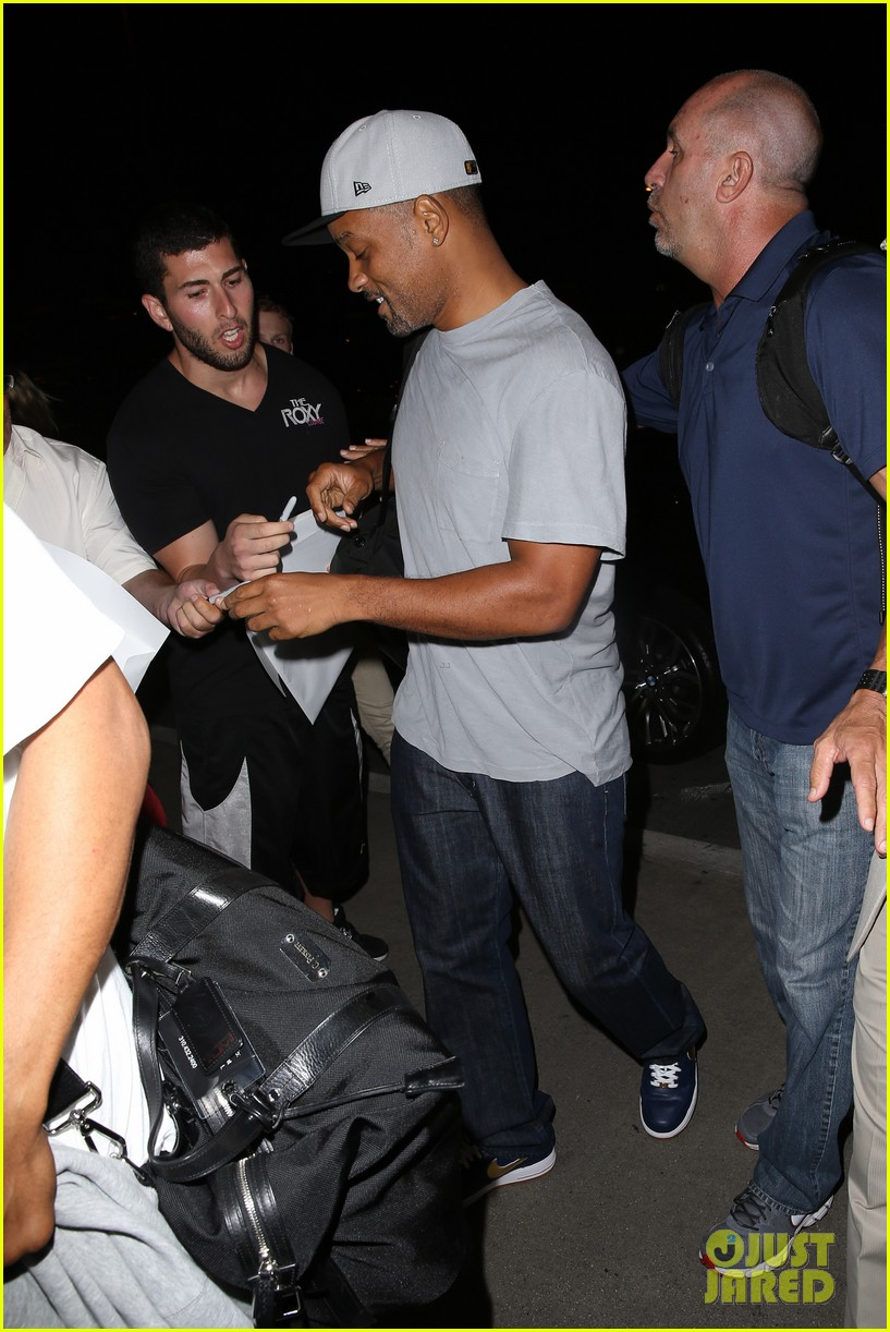 will smith from lax to jfk 092907184