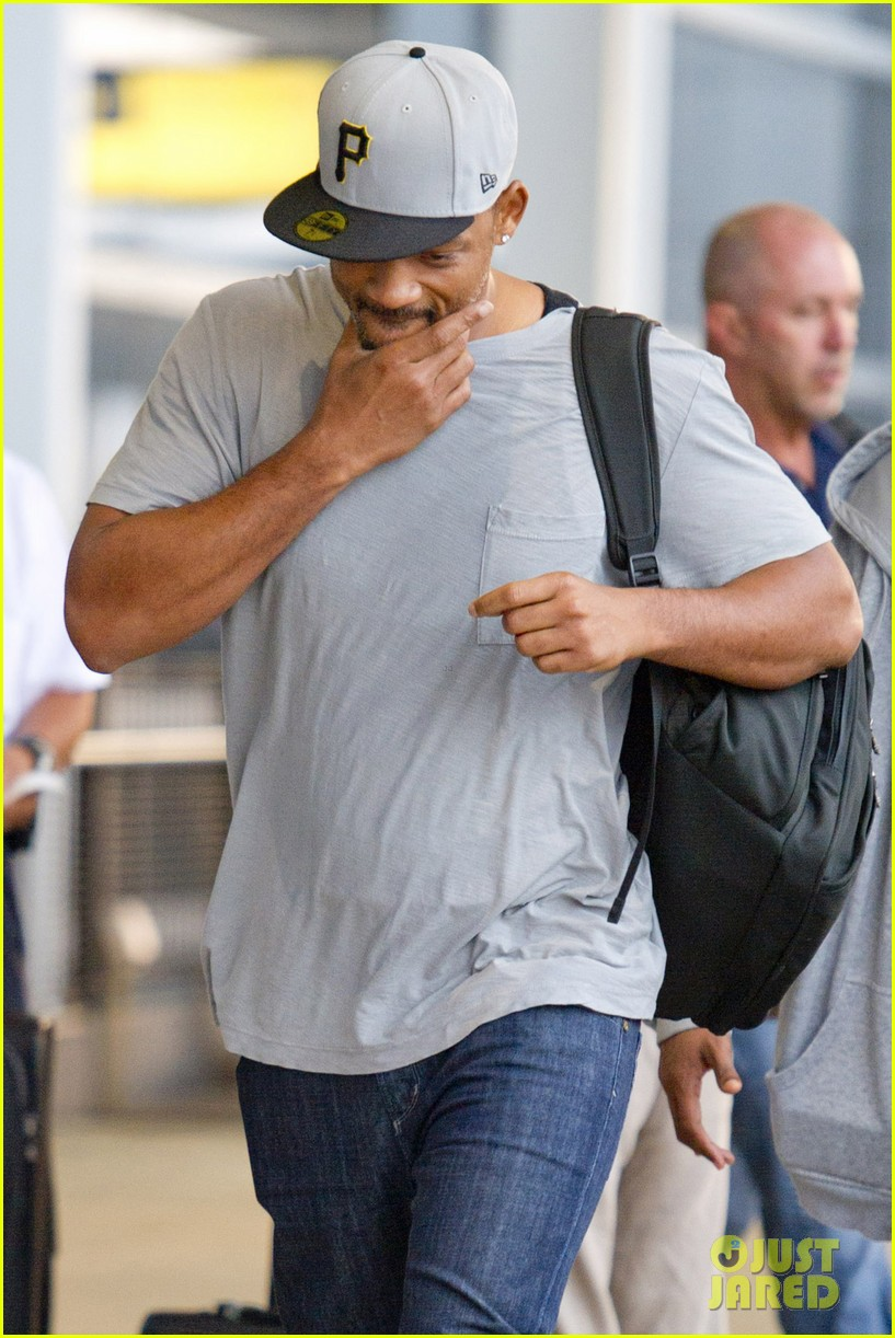 will smith from lax to jfk 132907188
