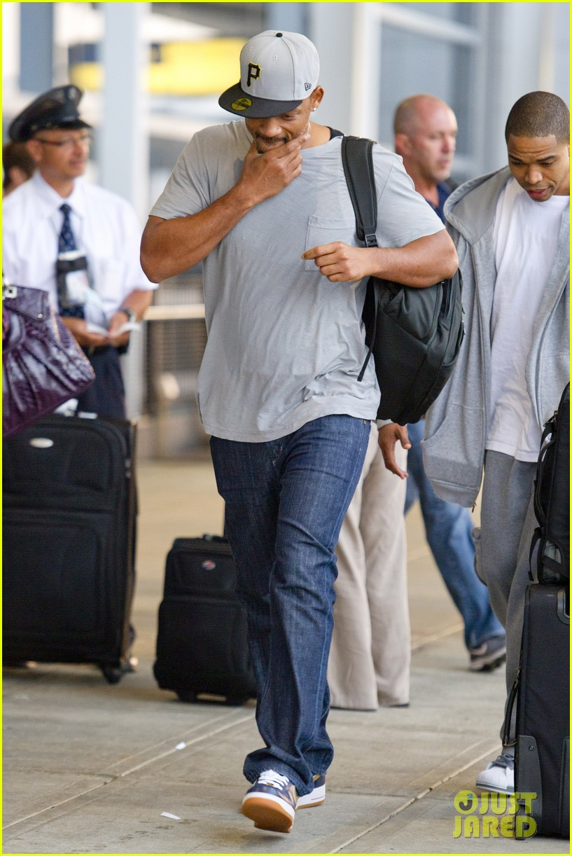 will smith from lax to jfk 142907189