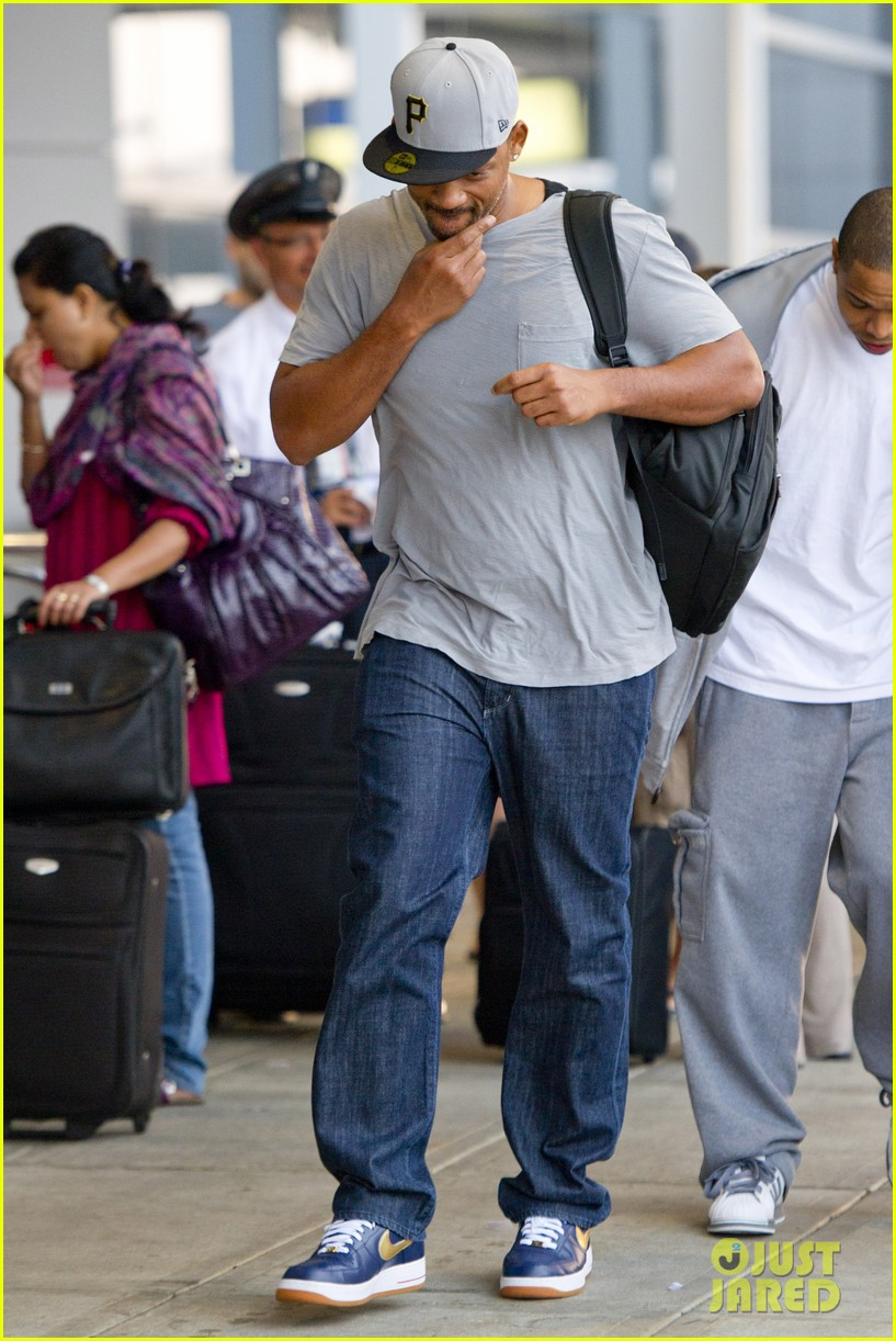 will smith from lax to jfk 152907190
