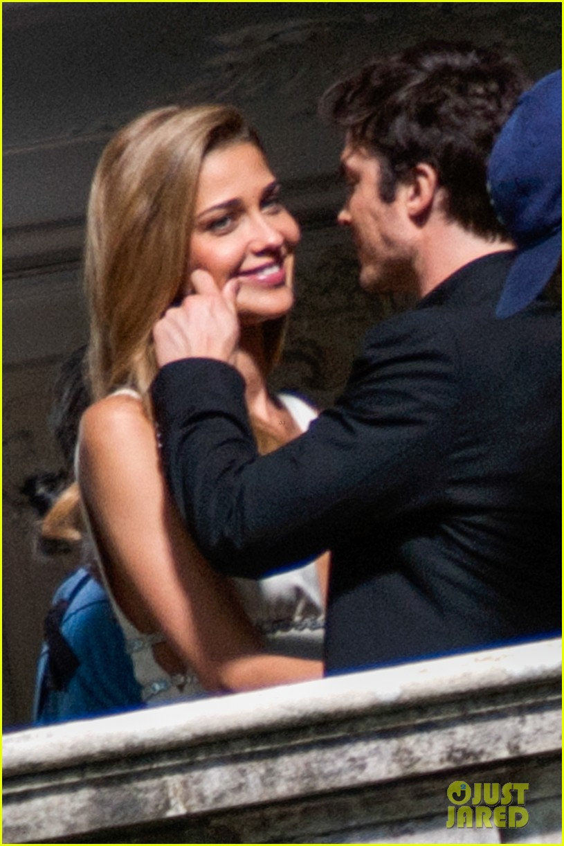 ian somerhalder gets steamy with brazilian model 122903336