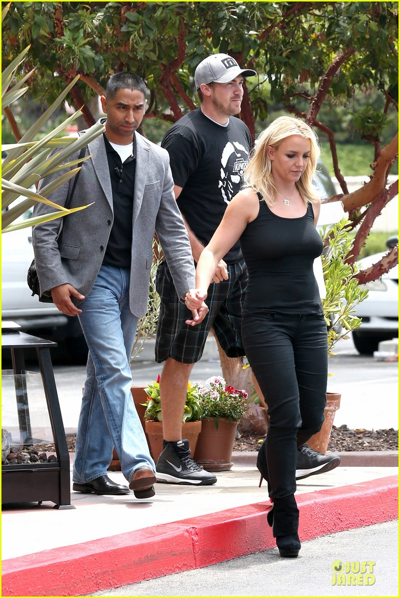 britney spears david lucado napa tavern lunch date 052914741