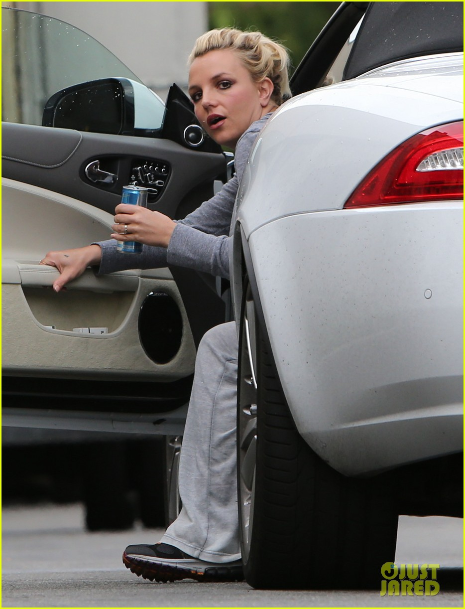 britney spears dance rehearsal before the weekend 02