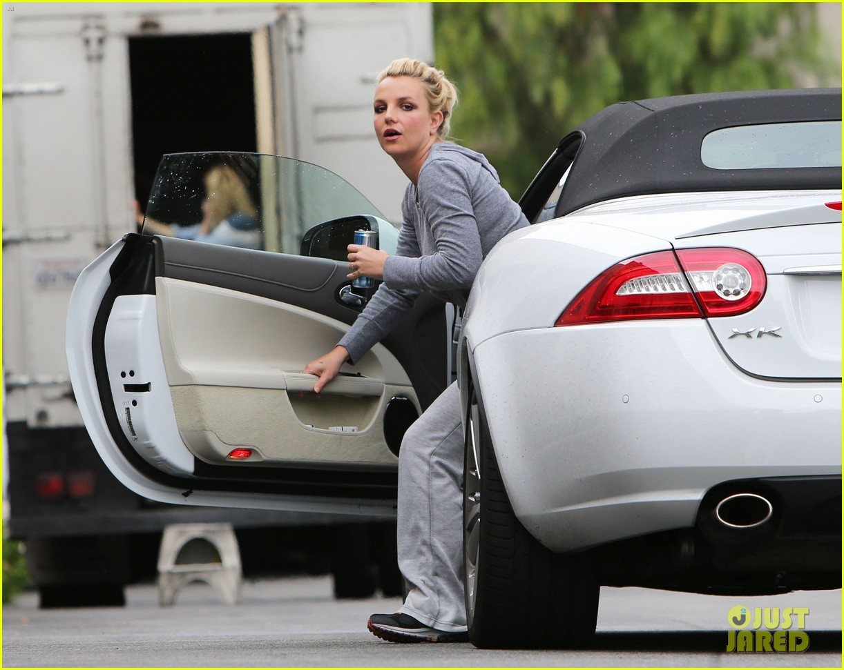 britney spears dance rehearsal before the weekend 07
