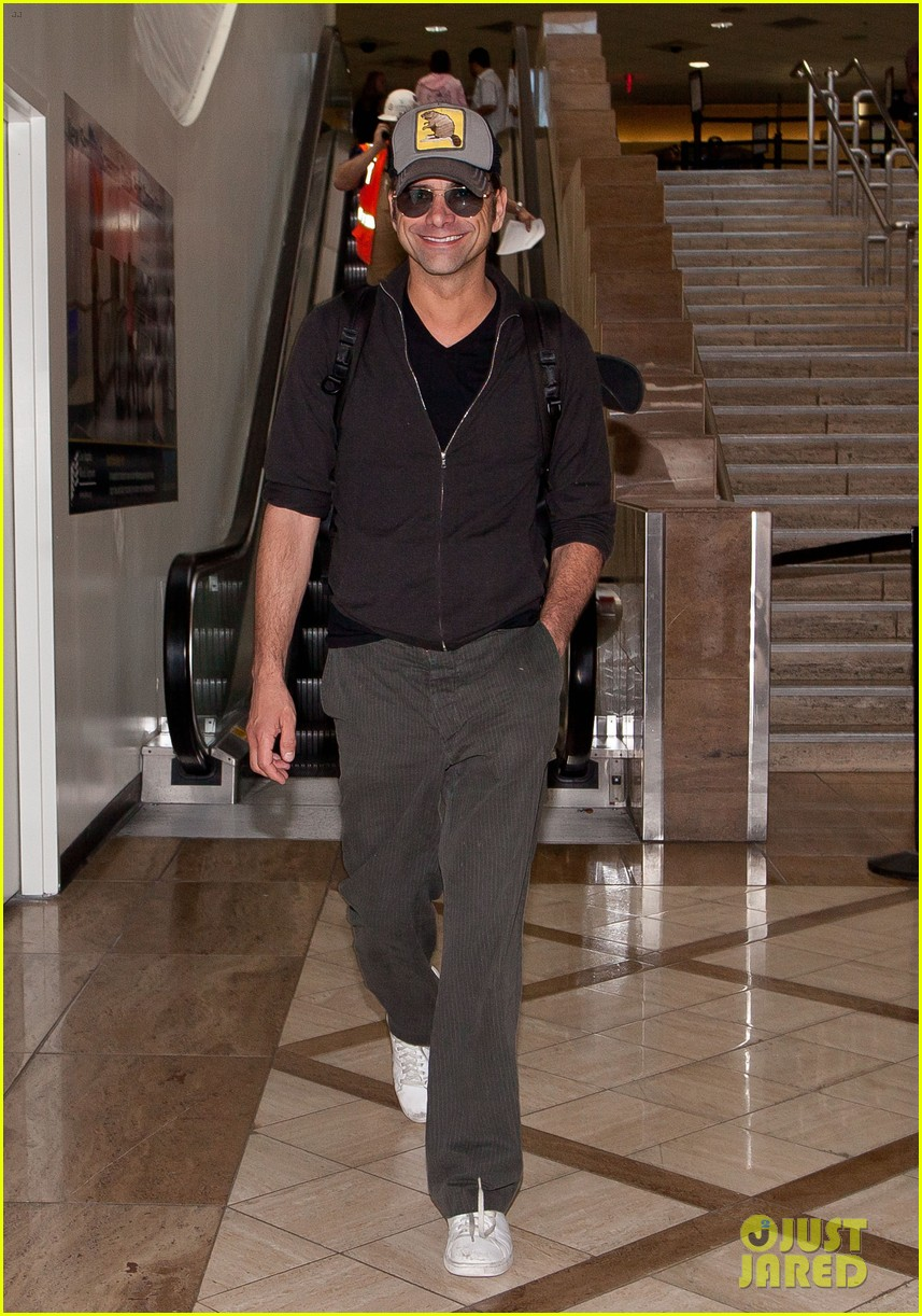 john stamos i once gave away my super bowl tickets 012909168