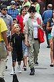 gwen stefani family filled knotts berry farm 24