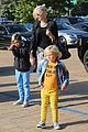 gwen stefani kids have sunday dinner at nobu 16