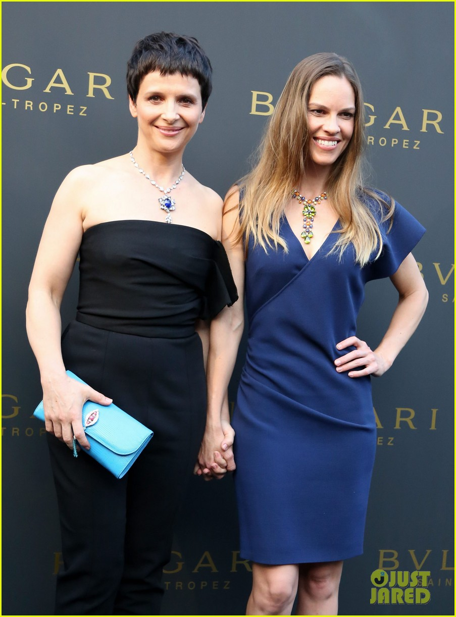 hilary swank bulgari boutique opening in saint tropez 152910919