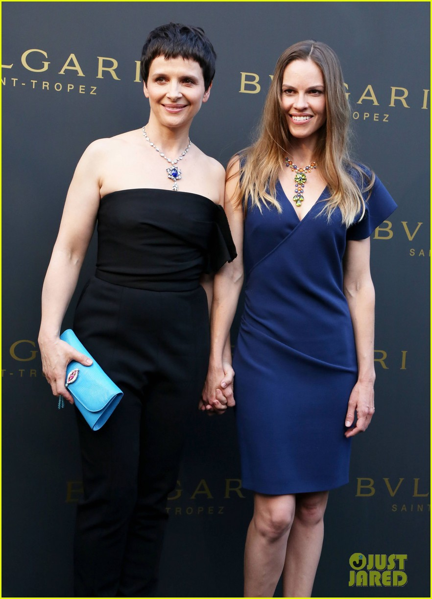 hilary swank bulgari boutique opening in saint tropez 162910920