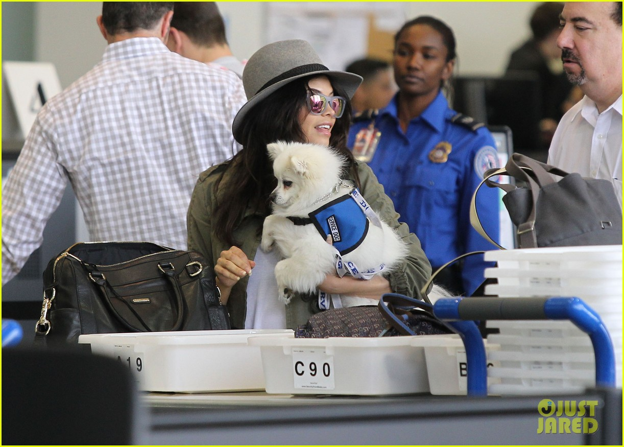 channing tatum jenna dewan tatum lax departure with baby everly 042905533