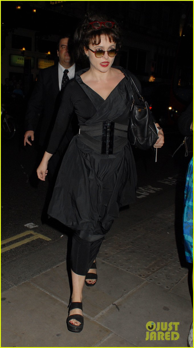thandie newton helena bonham carter private lives press night 052903614