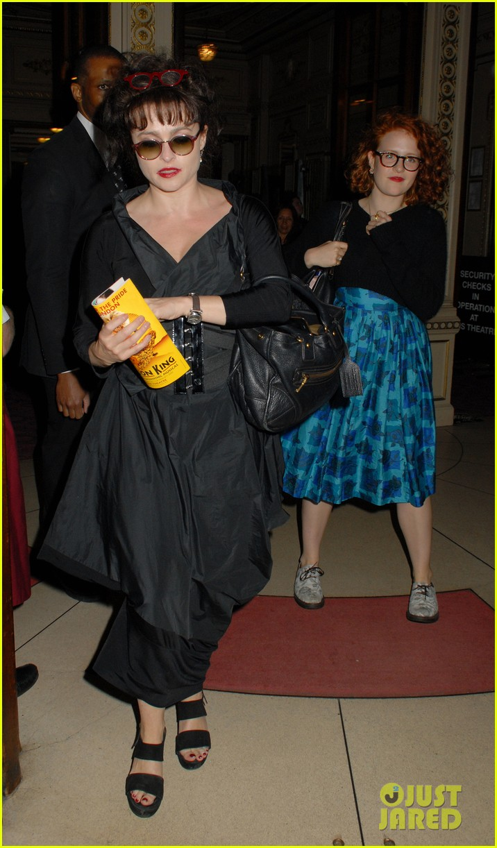 thandie newton helena bonham carter private lives press night 062903615