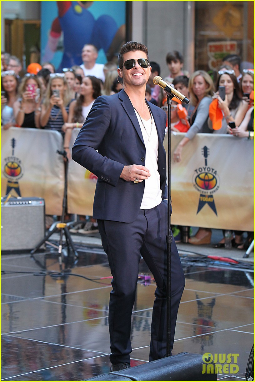 robin thicke today show performances watch now 032920107