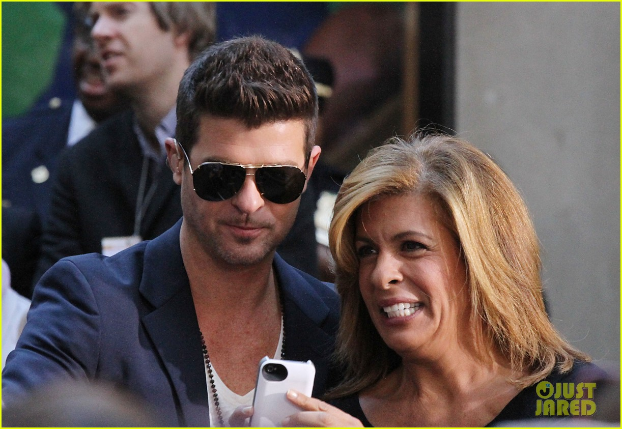 robin thicke today show performances watch now 072920111