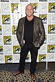 mike vogel rachelle lefevre under the dome at comic con 16