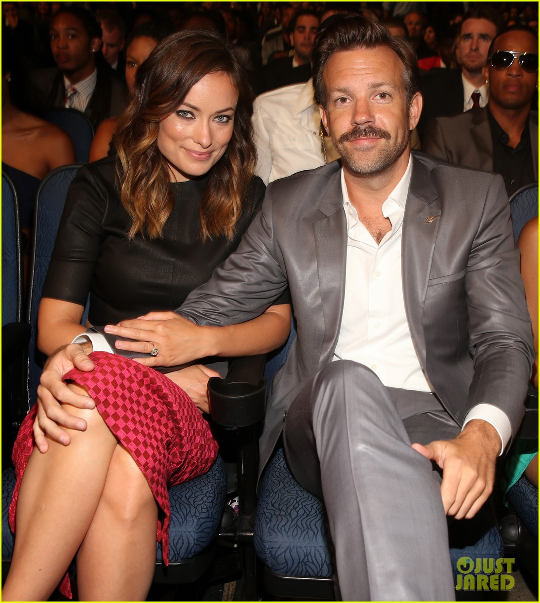 jason sudeikis olivia wilde has made out with more chicks than i have 012911187