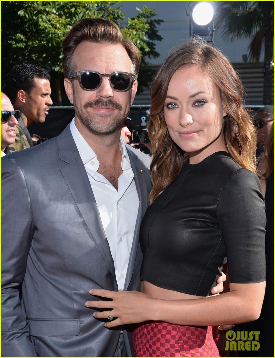 jason sudeikis olivia wilde has made out with more chicks than i have 022911188