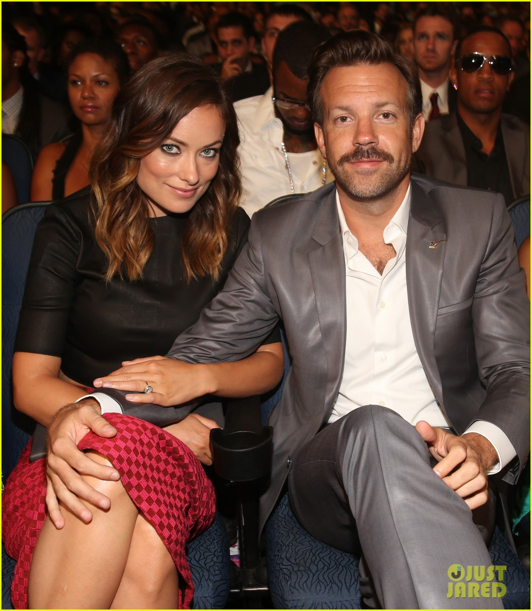 jason sudeikis olivia wilde has made out with more chicks than i have 062911192