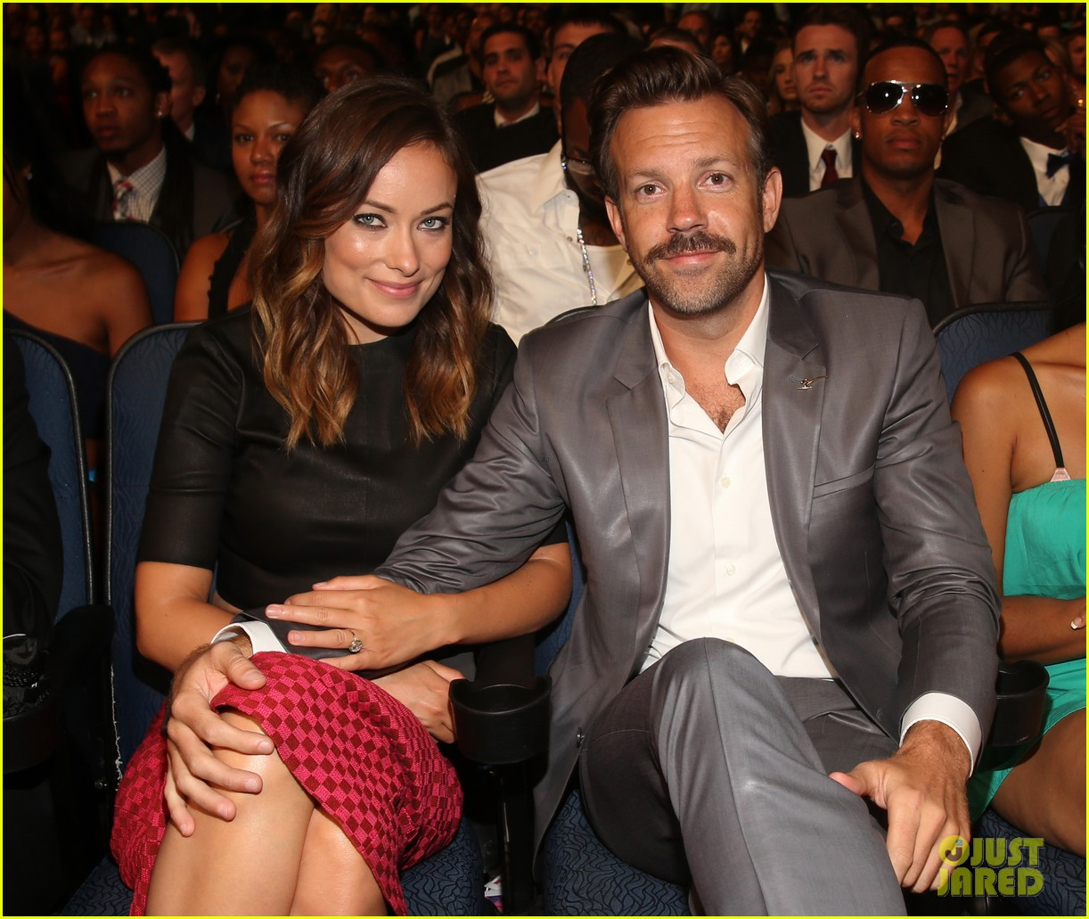 jason sudeikis olivia wilde has made out with more chicks than i have 072911193