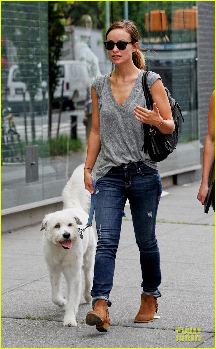 olivia wilde supports knicks jason sudeikis promotes were the millers 092915449