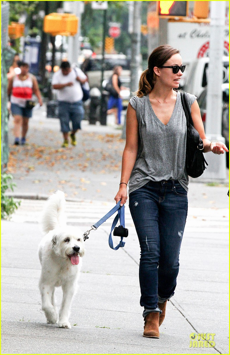 olivia wilde supports knicks jason sudeikis promotes were the millers 112915451