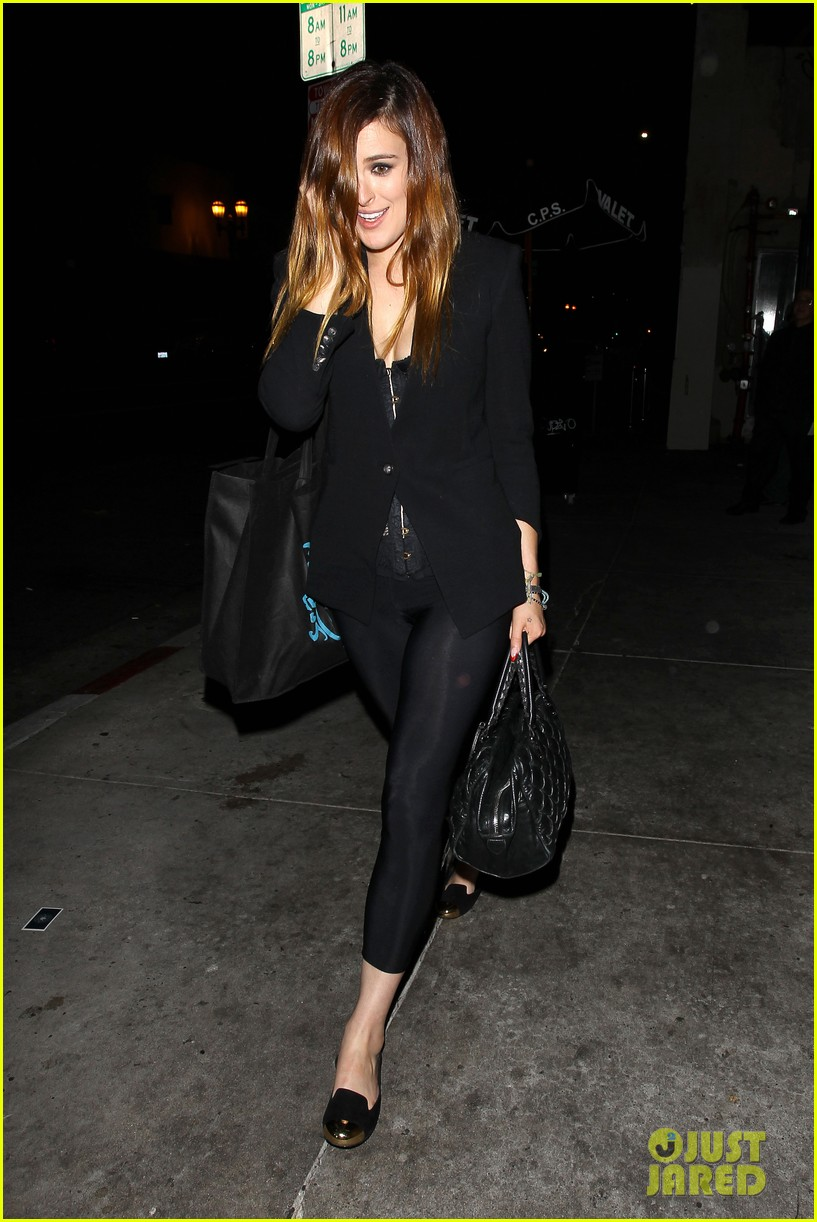 rumer willis performs at sayers club after pll guest spot 102920966