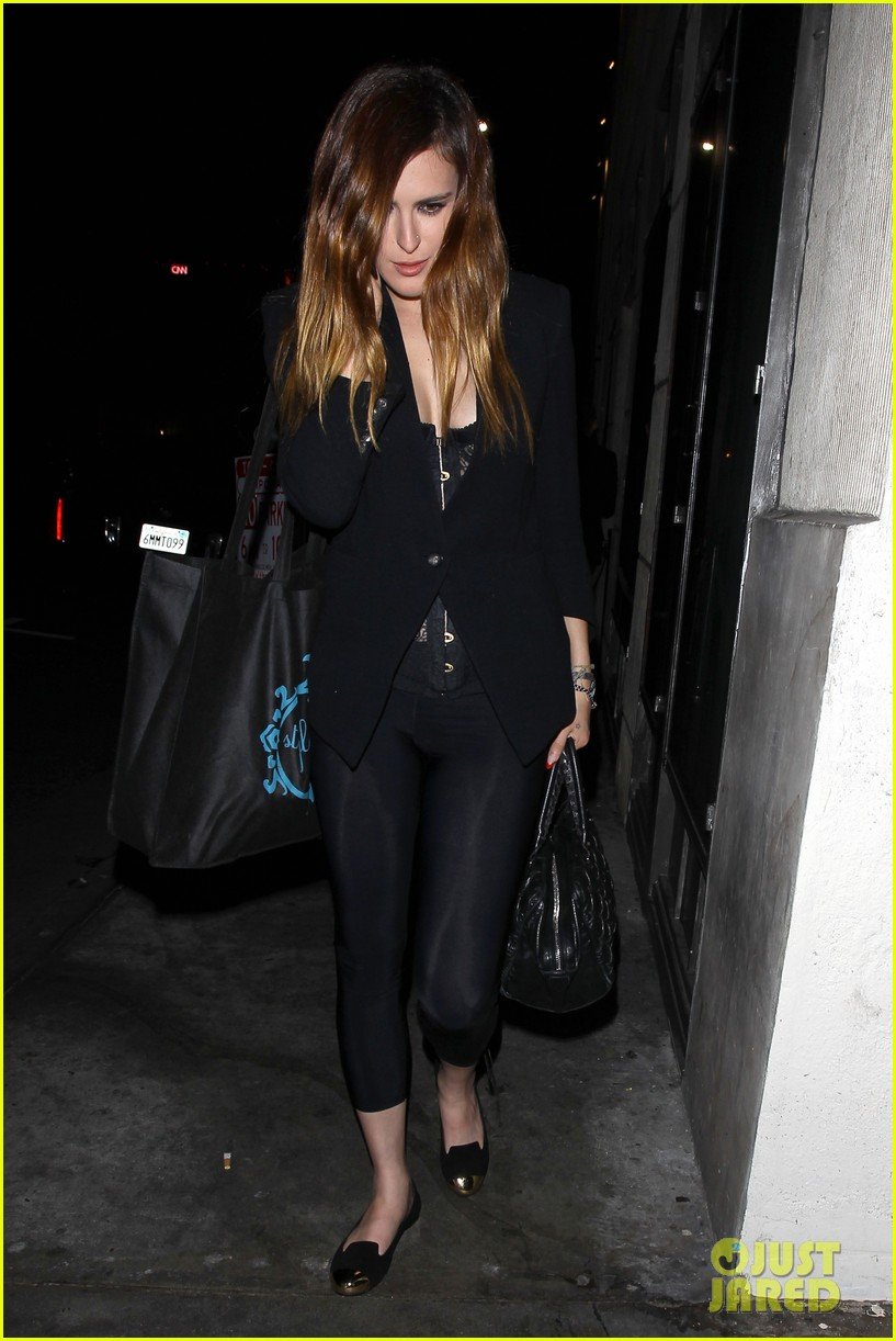 rumer willis performs at sayers club after pll guest spot 122920968
