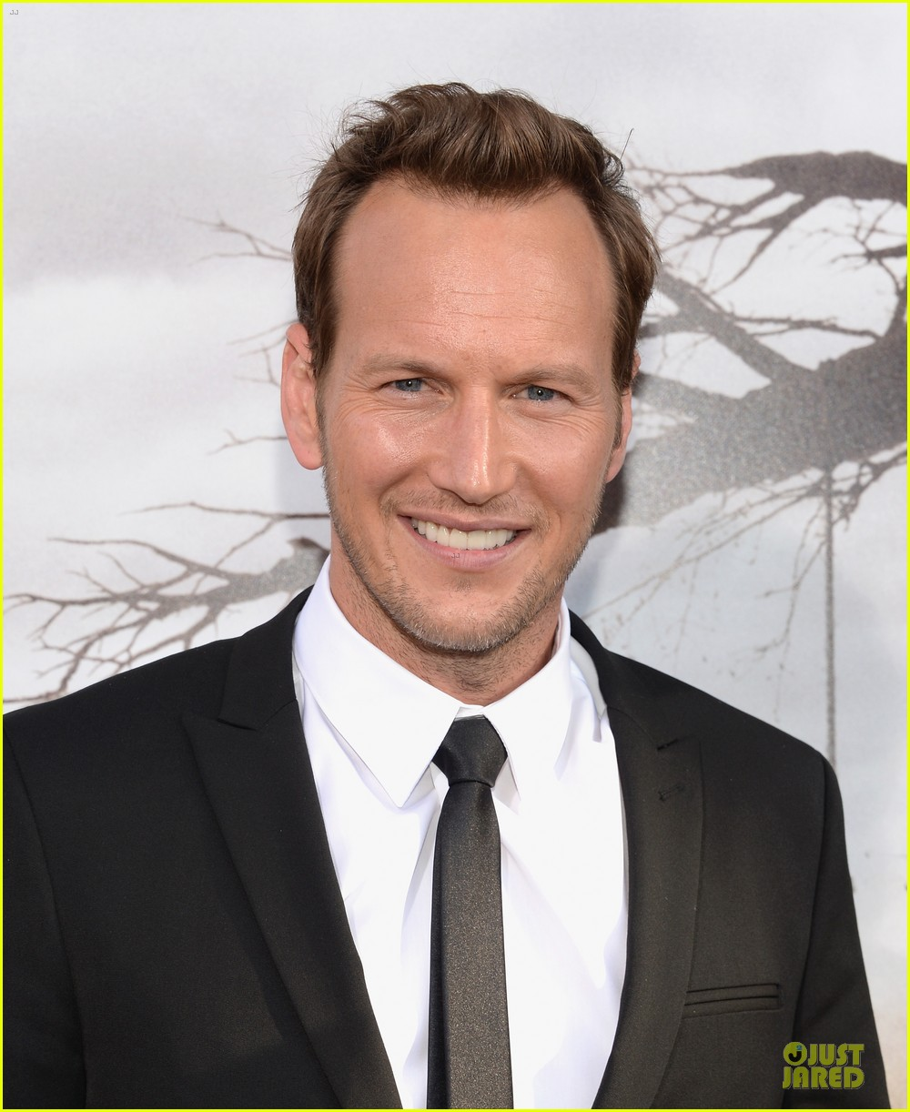 patrick wilson jackson rathbone the conjuring hollywood premiere 062910192