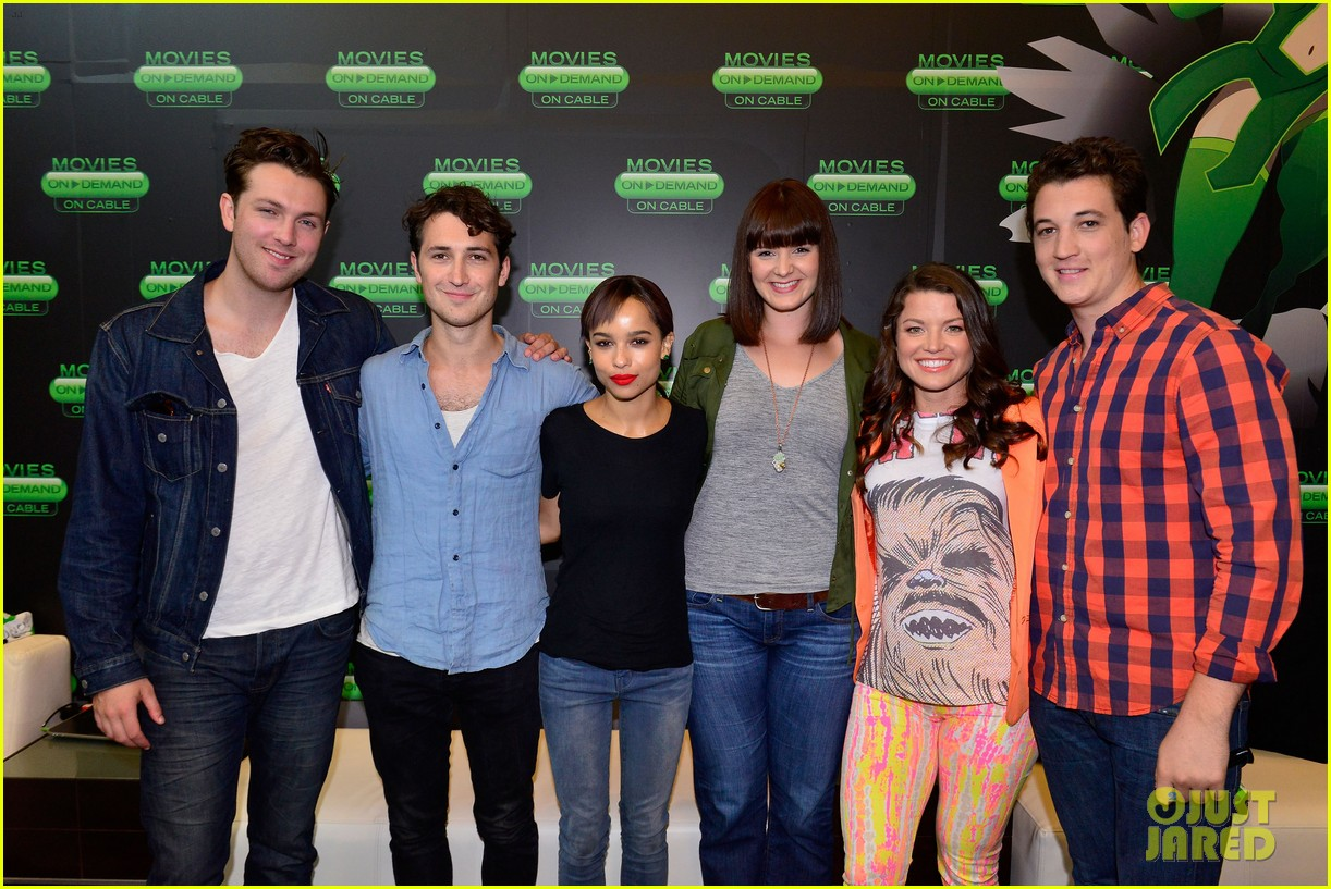 shailene woodley divergent cast make it to comic con 09