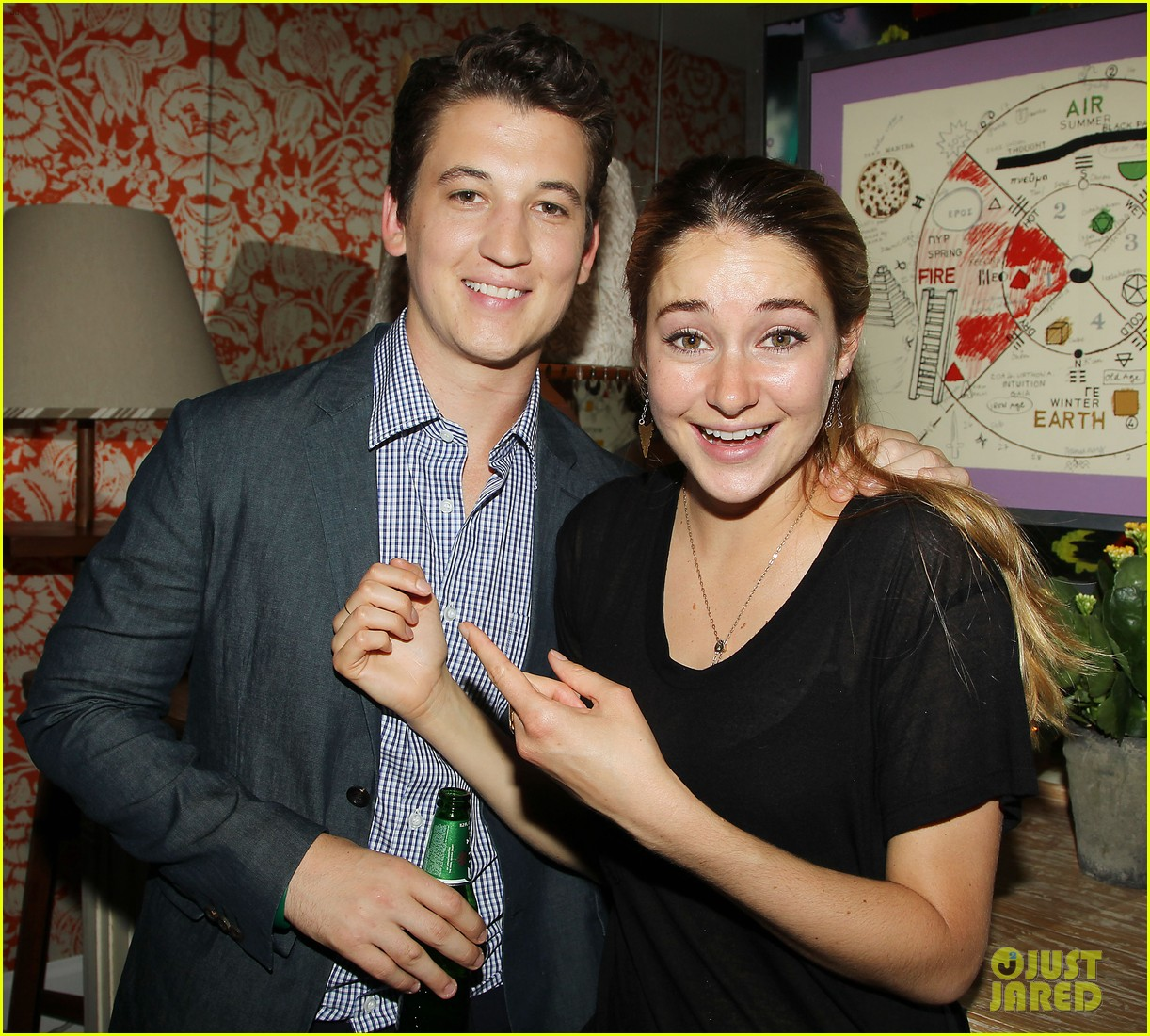 shailene woodley miles teller spectacular now screening 032916852