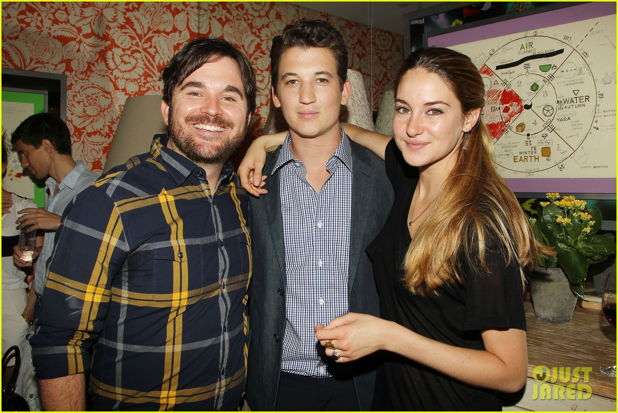shailene woodley miles teller spectacular now screening 05