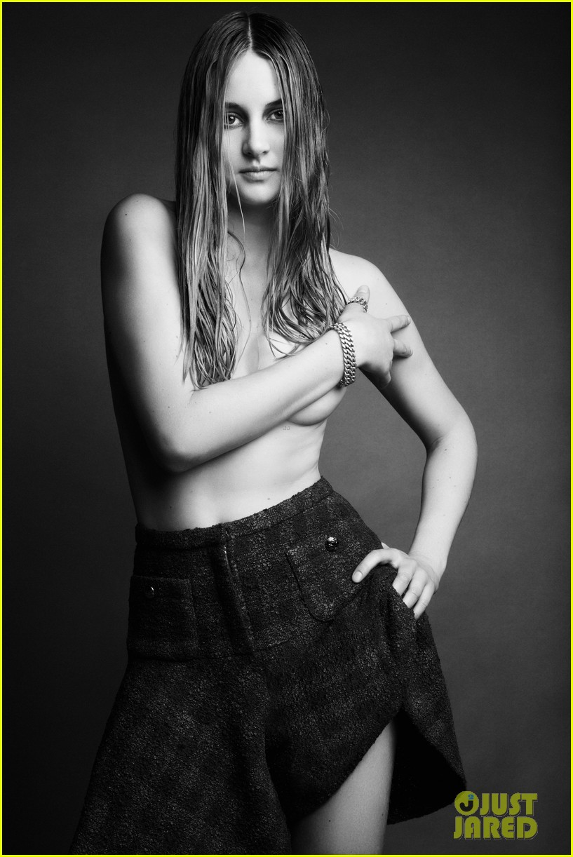 shailene woodley topless for interview magazine 032910321
