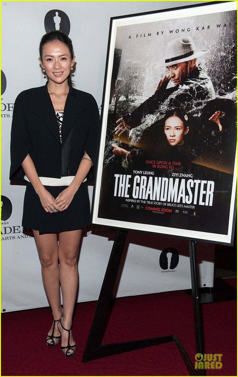 ziyi zhang the grandmaster screening 032914917