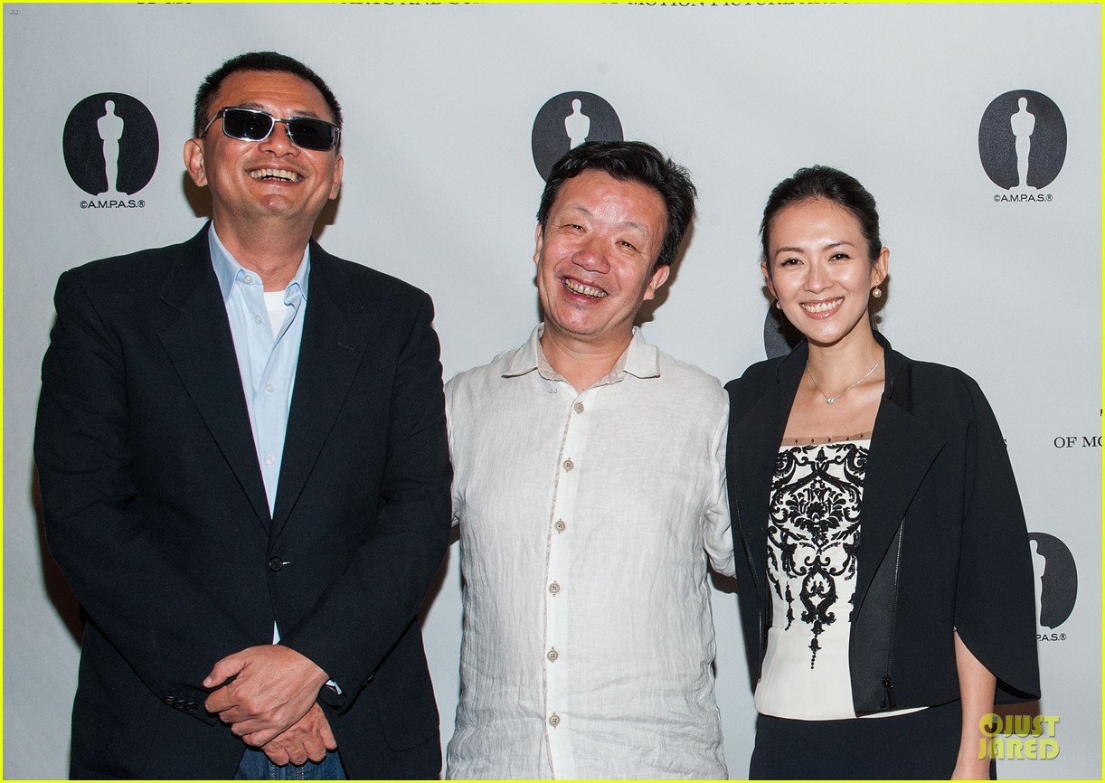 ziyi zhang the grandmaster screening 082914922
