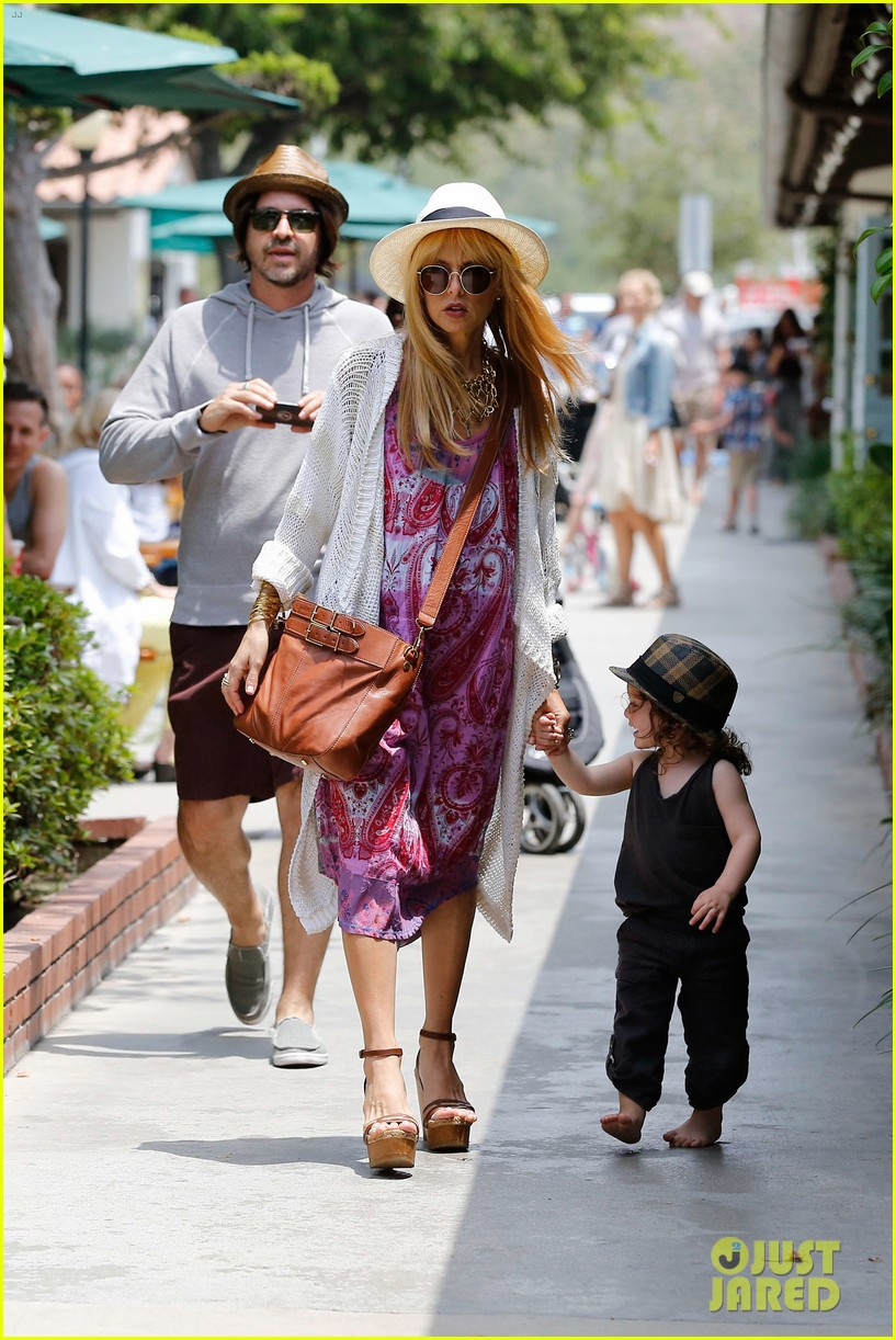 rachel zoe malibu weekend with the family 052905891