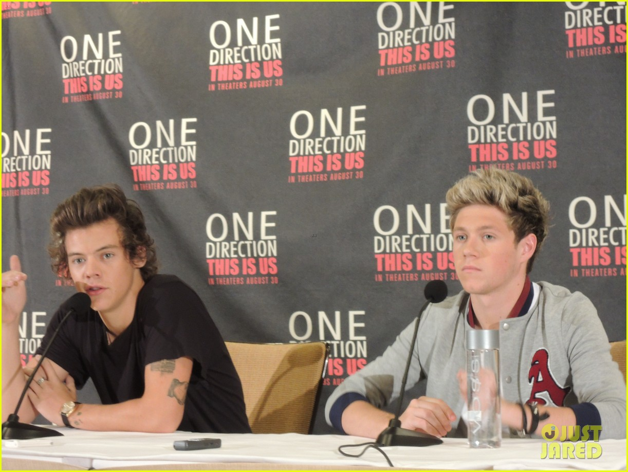 one direction this is us new york press conference 122937045