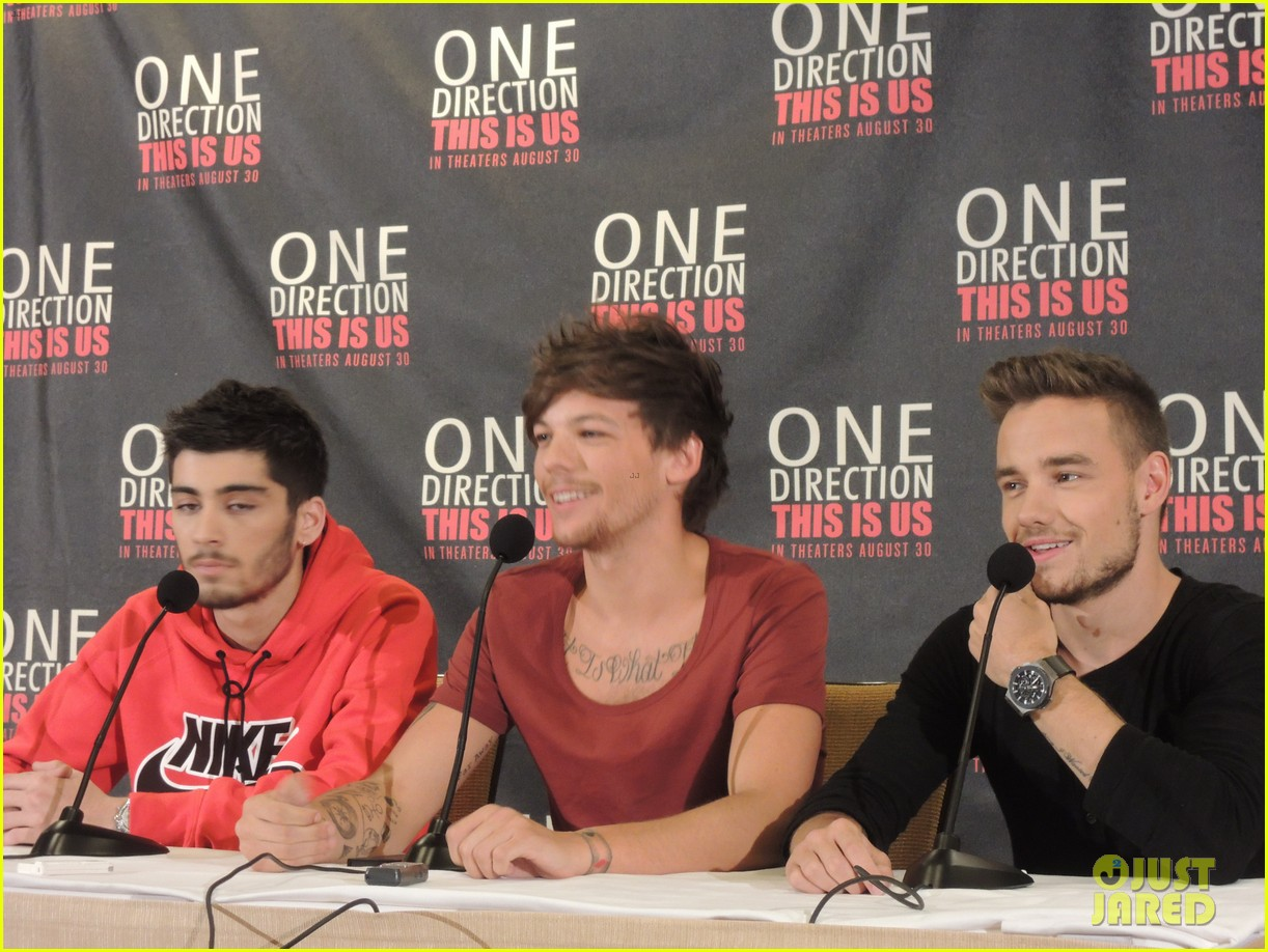 one direction this is us new york press conference 172937050