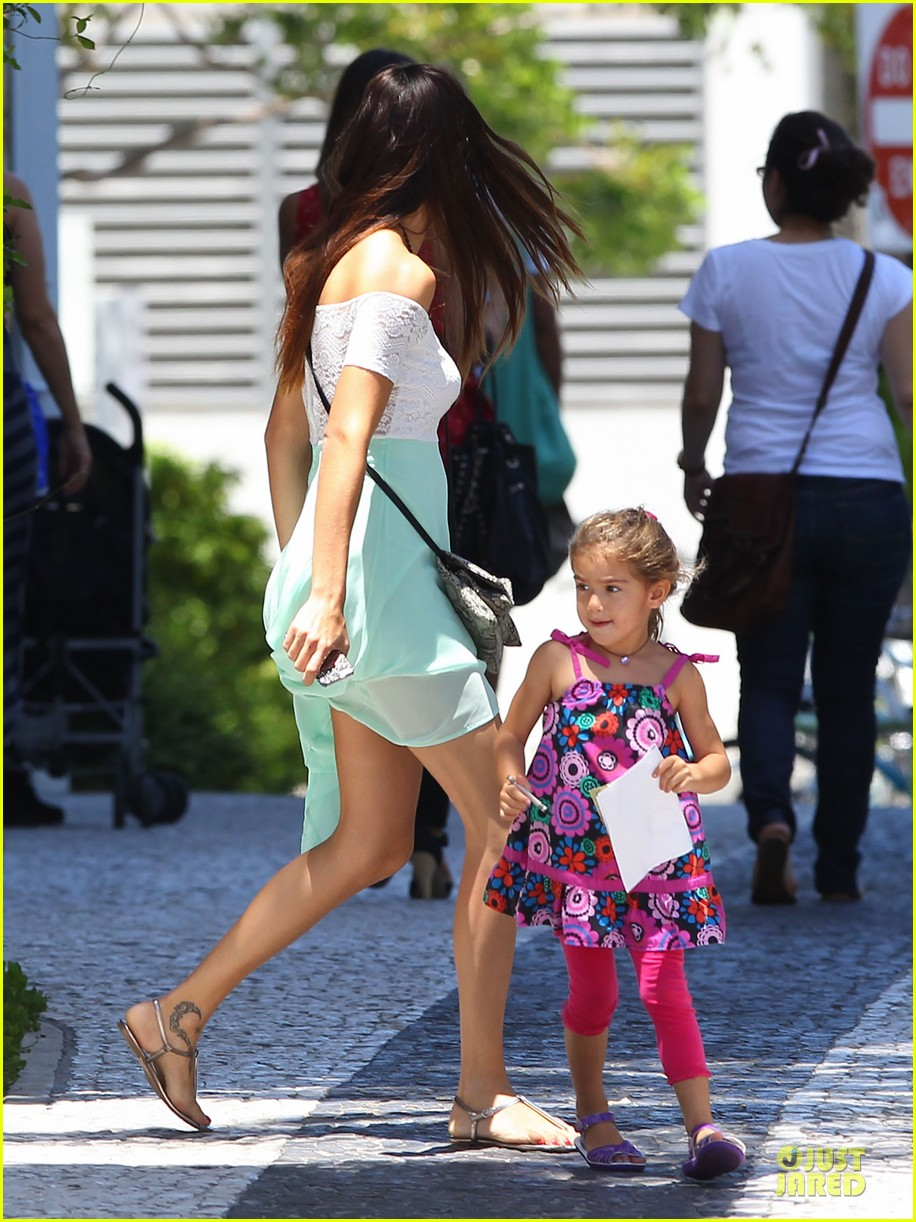 adriana lima family lunch with valentina sienna 062929627