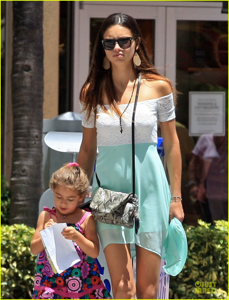 adriana lima family lunch with valentina sienna 252929646