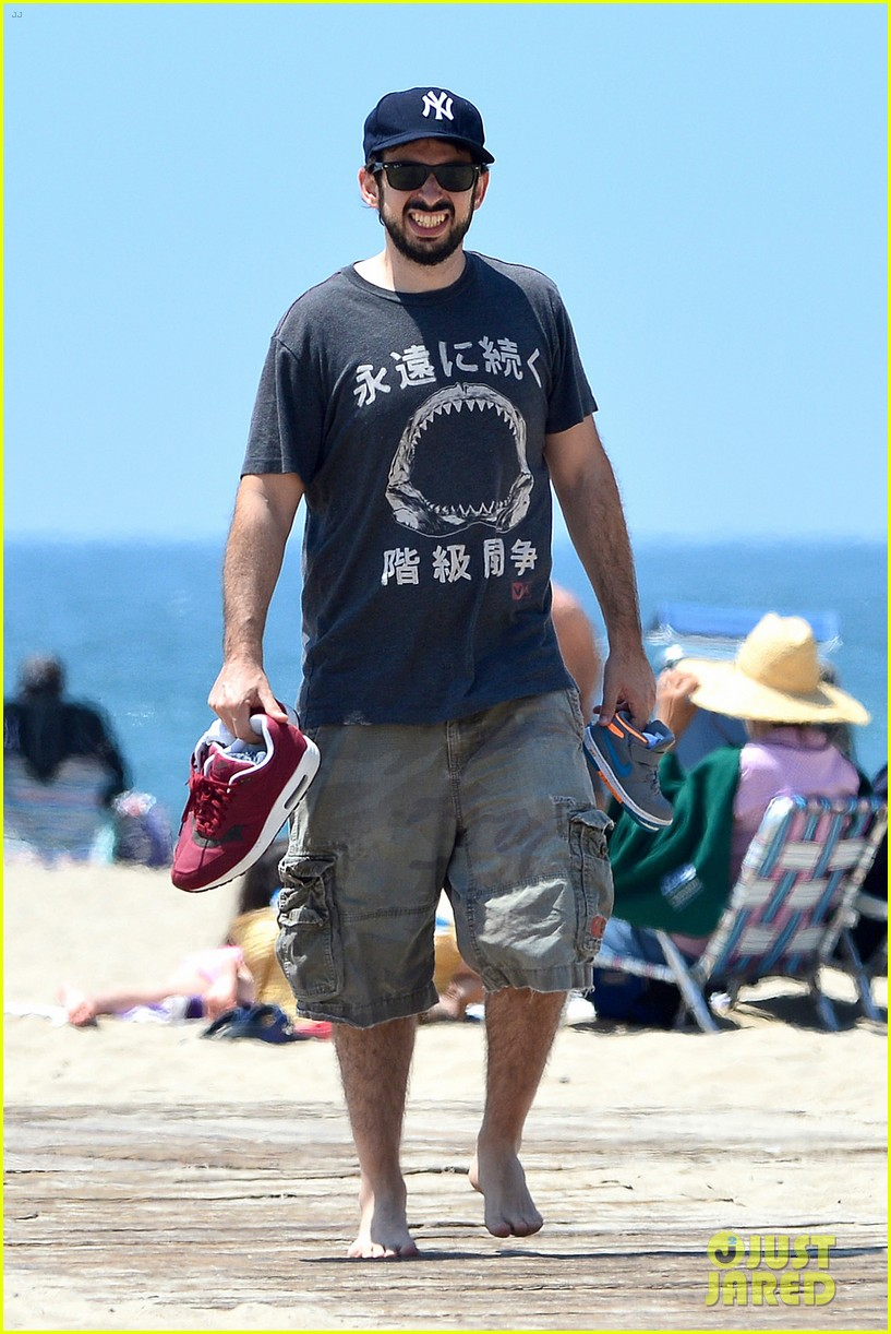 christina aguilera hits the beach with jordan bratman max 282928731