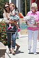 jessica alba honor haven wear matching outfits 20