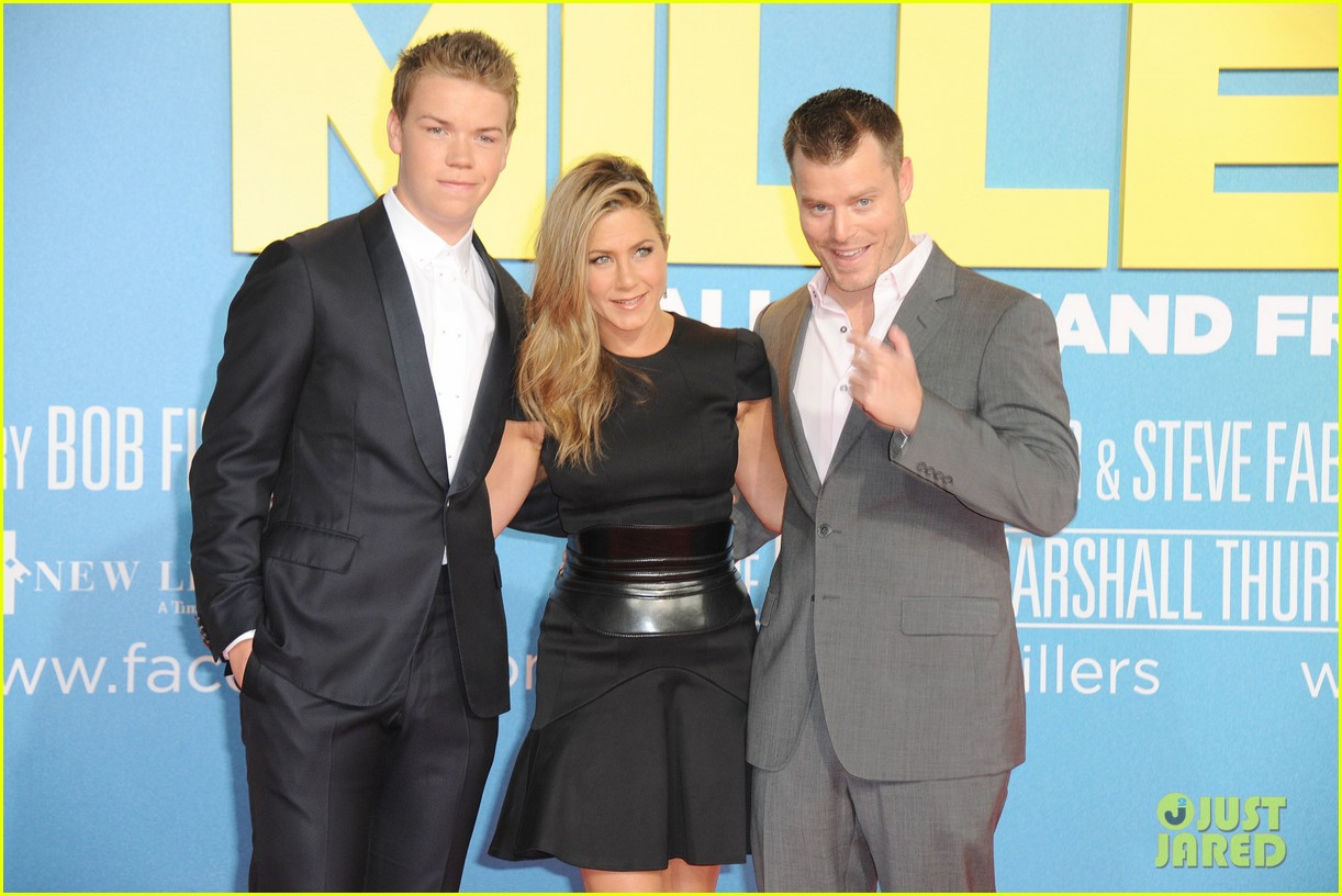 jennifer aniston were the millers berlin premiere 102930814