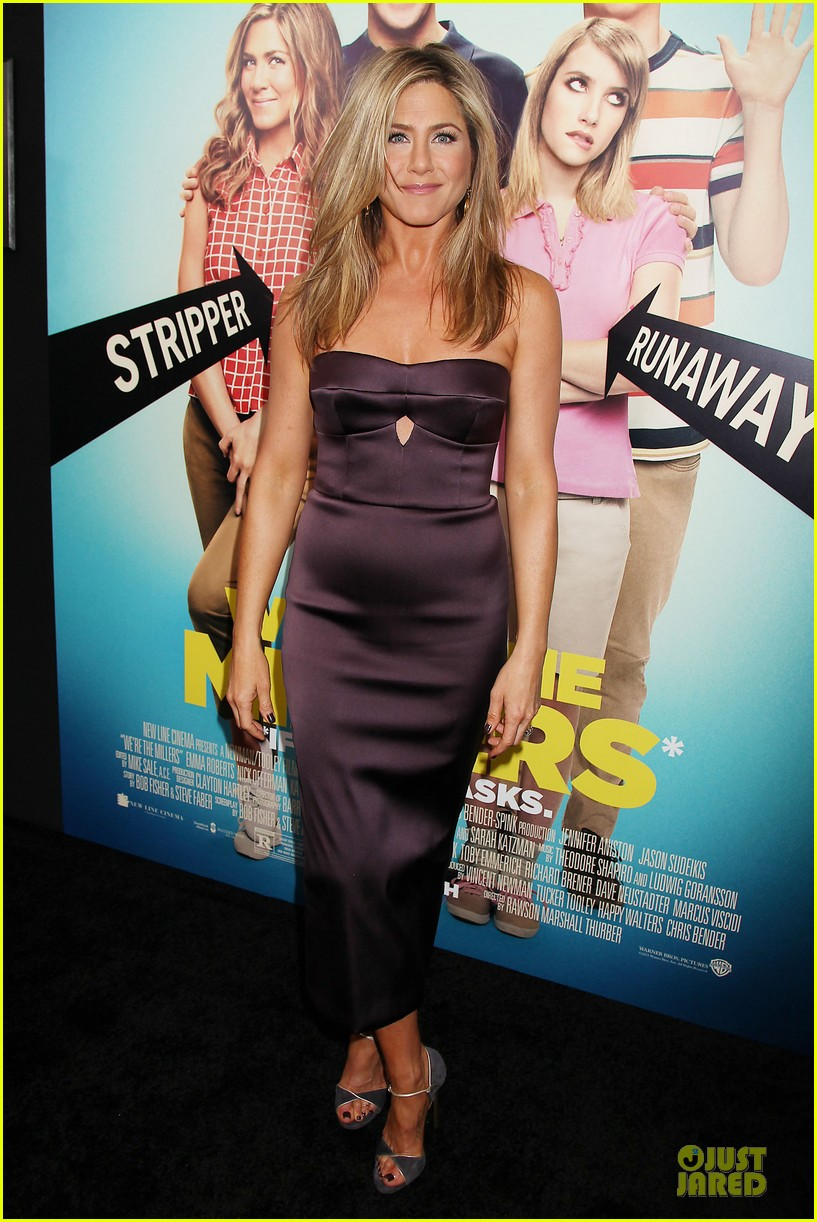 jennifer aniston were the milliers nyc premiere 262921849