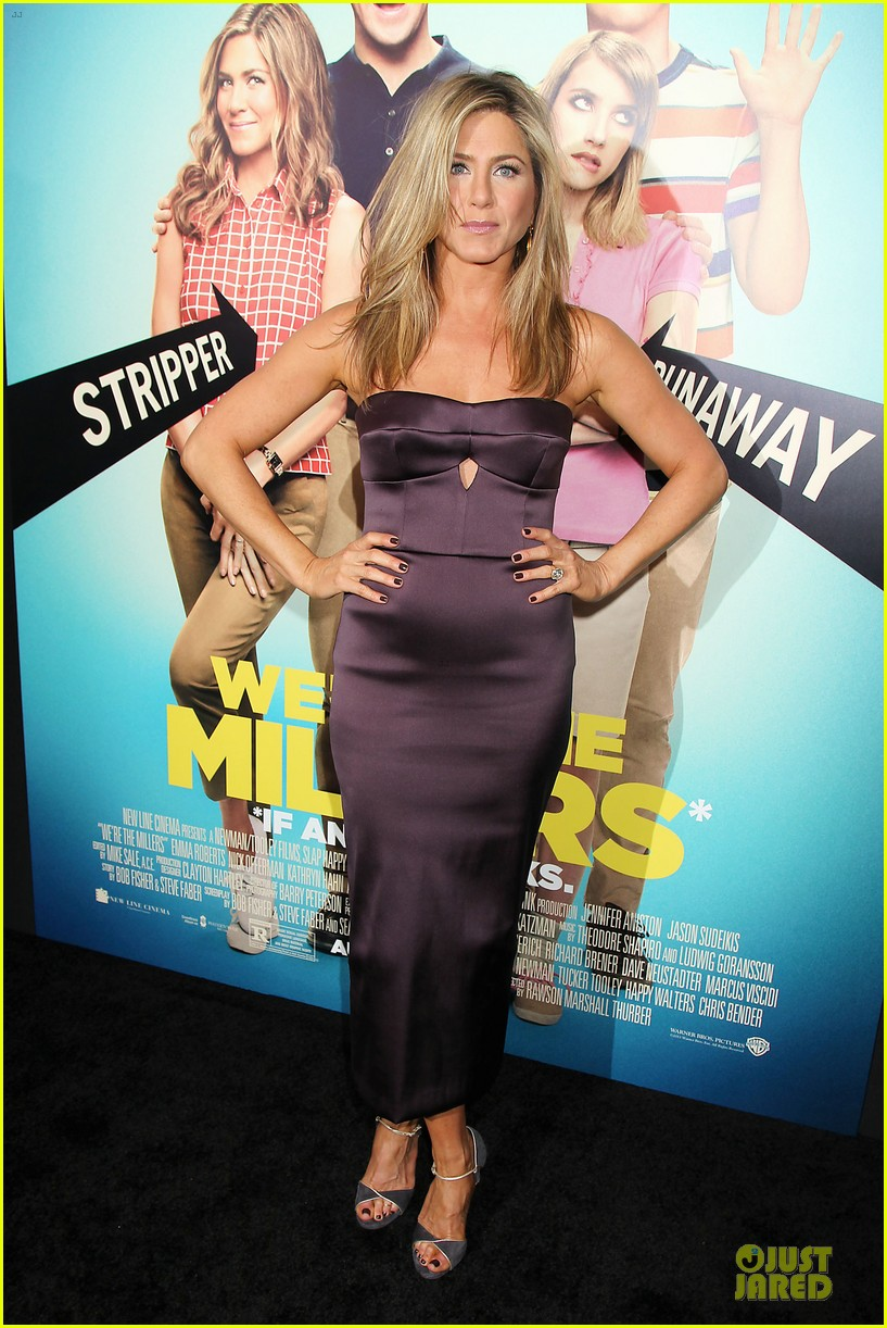 jennifer aniston were the milliers nyc premiere 272921850