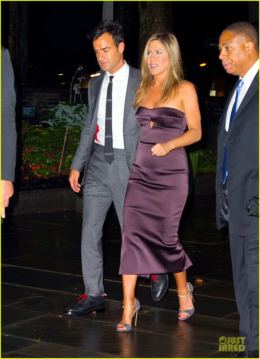 jennifer aniston justin theroux were the millers after party 012921974