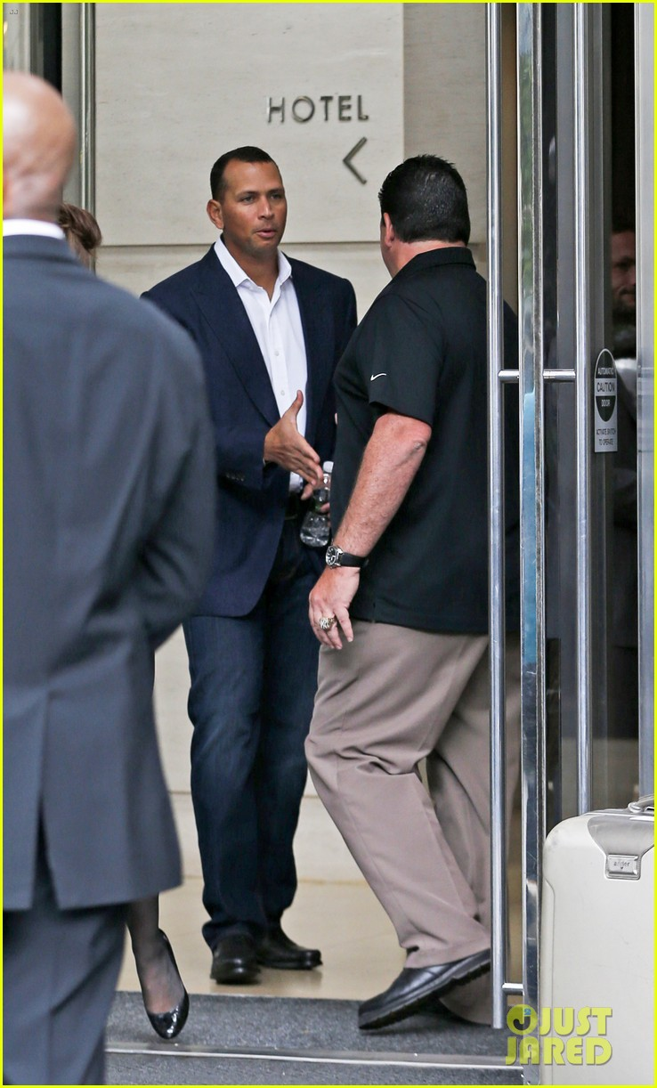 alex rodriguez steps out after record mlb suspension 022924152